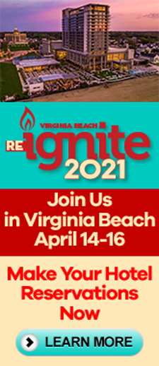 IGNITE 2021 - League Annual Meeting Hotel Registration