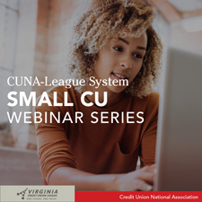 Small Credit Union Webinar Series