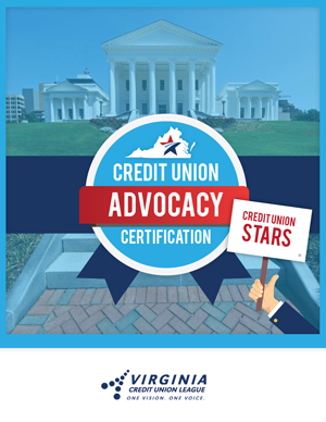 VACUPAC Advocacy Certification course for credit unions