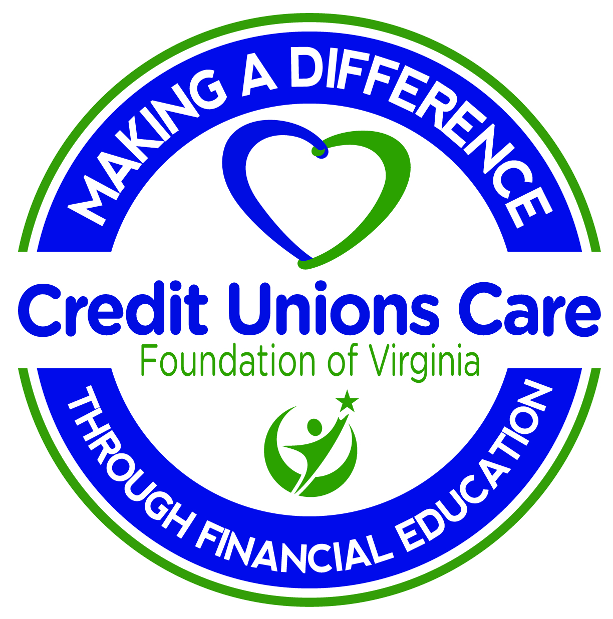 Making a Difference Through Financial Education Logo